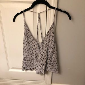 Urban Outfitters Geometric tank top